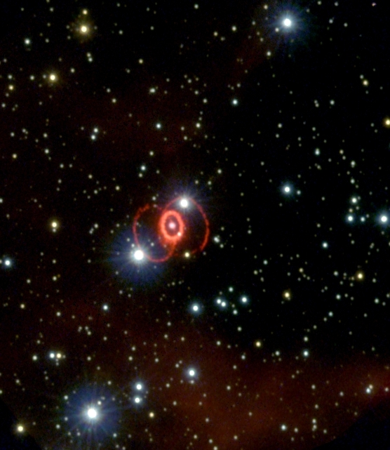 supernova and tc A supernova (plural: supernovae or supernovas) is a stellar explosion they are extremely luminous and cause a burst of radiation that may briefly outshine an entire galaxy before fading from view over several weeks or months.
